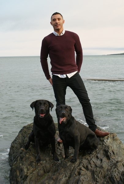 Lee Morrow dog trainer